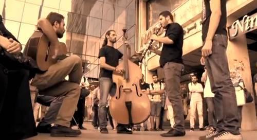 Mashru Wamda, une étincelle de vie dans la capitale syrienne