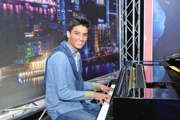 Un Gazaoui en phase finale de « Arab idol »