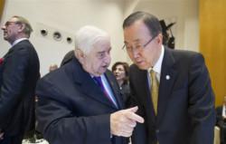 Début des pourparlers devant mettre fin au conflit syrien à Montreux