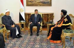 Tawadros: «nous avons averti Mohammed Morsi d'écouter le peuple»