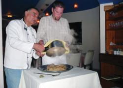 Moshé, l'archéologue culinaire