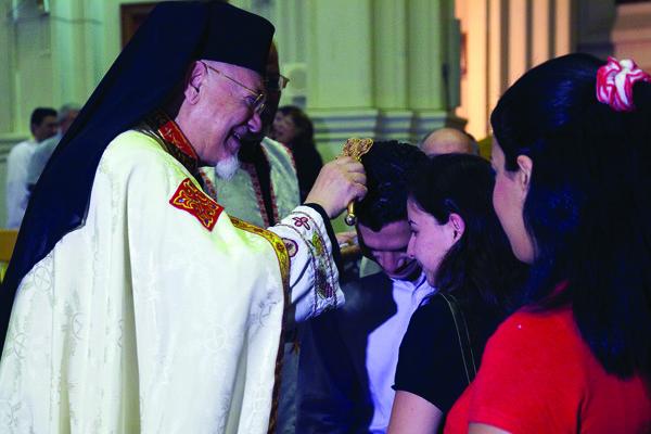Le patriarche copte catholique Antonios Naguib a démissionné