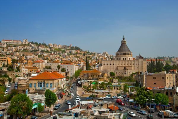 Nazareth basse et haute entre les deux les coeurs balancent