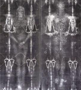 L'image imprimée sur le Saint Suaire, fruit du rayonnement sismique ?