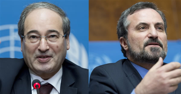 Paix pour la Syrie : processus bloqué à Genève 2 mais les tentatives se poursuivent