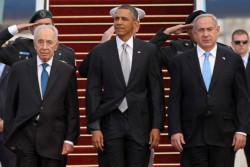 Obama en visite au Proche Orient