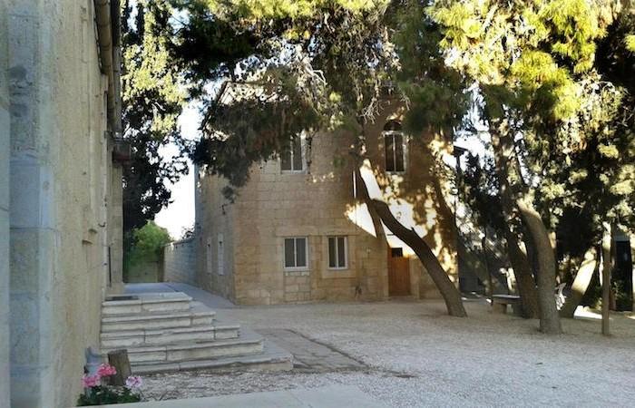 Hôtellerie du monastère Sainte Claire, pour accueillir les pèlerins. ©Fraternité de Saint Jacques de Compostelle