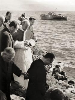 Paul VI en Terre Sainte, souvenirs d'un témoin milanais