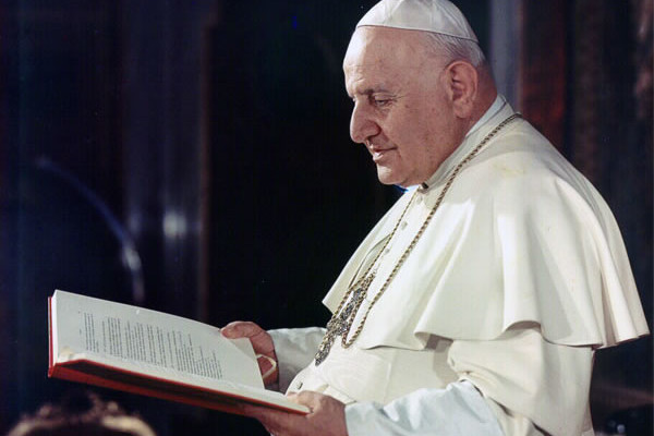 «Jean XXIII, un homme de paix »