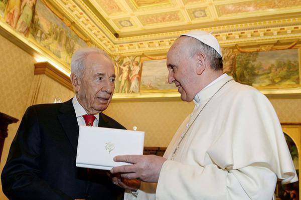 Le pèlerinage du Pape annulé pour cause de grève israélienne ?