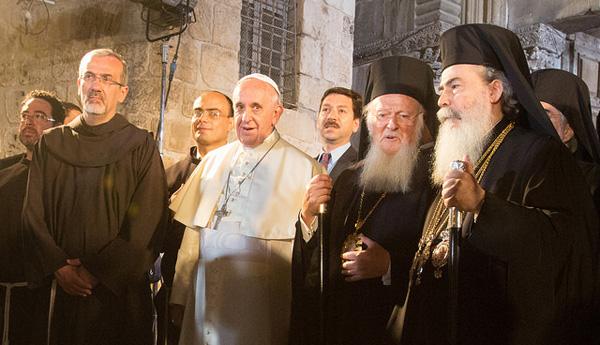 Lutte contre Daesh: que dit l'Eglise ?