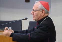 Conférence à Rome, l'apport du christianisme au concept de liberté religieuse