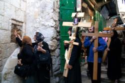 Patriarche Kyrill Ier à Jérusalem, une visite chargée d'histoires