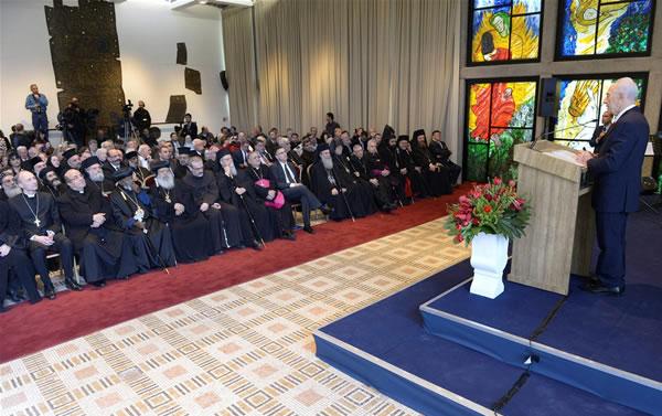 Selon les statistiques gouvernementales, le nombre de chrétiens en Israël s'accroit