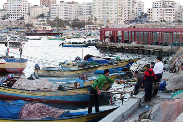Dans le froid de l'hiver la reconstruction de Gaza peine à démarrer