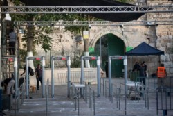 Esplanade des Mosquées : vers une sortie de crise ?