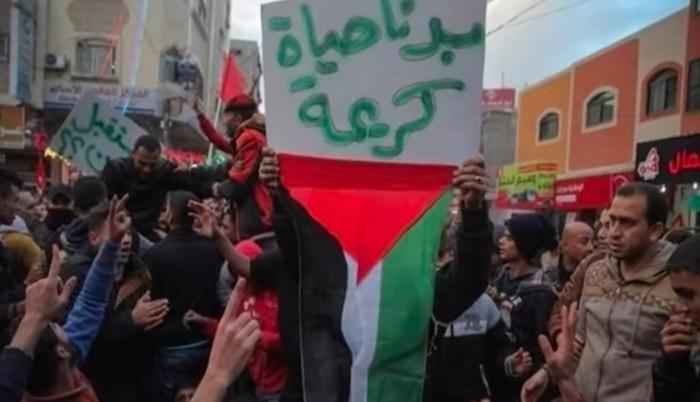 La révolte des affamés à Gaza
