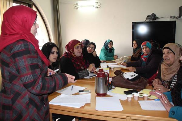 Palestine, quand les femmes sortent de l'ombre