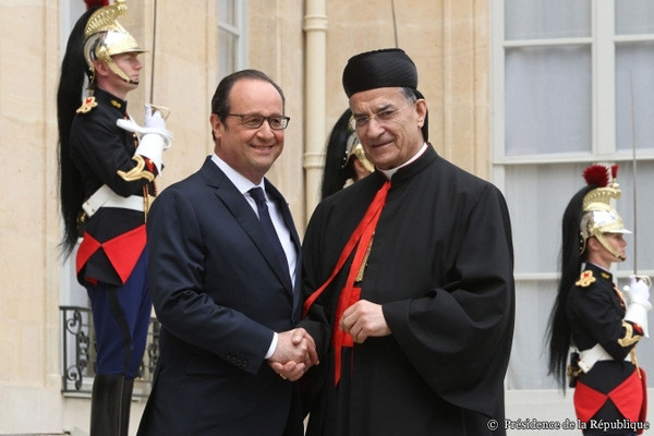 Le Patriarche maronite à Paris entre pastorale et politique