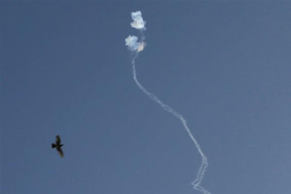 Bond en avant pour l'arsenal du Hamas