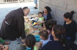 Le pape François sur l'ile de Lesbos : compassion et action