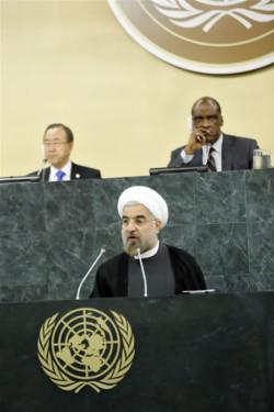 Le nouveau discours de l'Iran ne convainc pas Israël