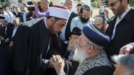 A Jérusalem, les chefs religieux disent non au sang et à la vengeance