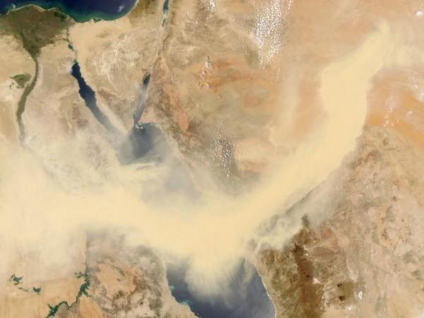 Le fléau des tempêtes de sables au Proche-Orient s'amplifie