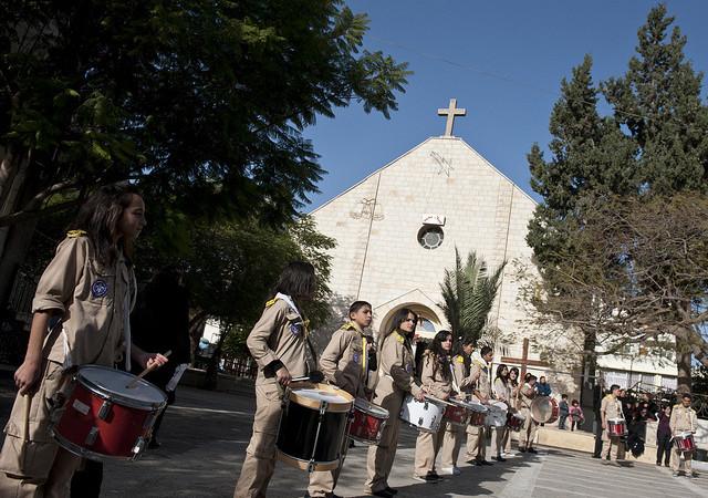 Quelques centaines de chrétiens de Gaza verront le Pape