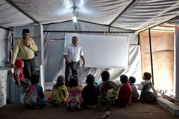 L'ONU et les gouvernements à court de fonds pour aider les réfugiés syriens