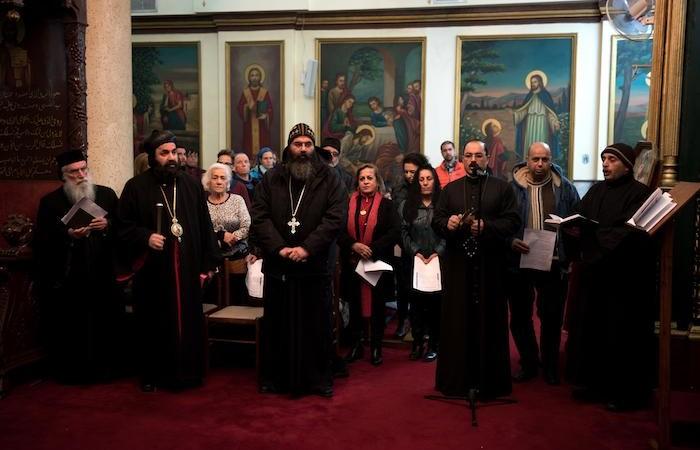 Prier pour l'unité dans le berceau du christianisme