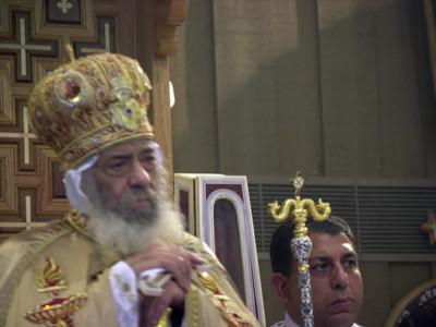 Mort du pape copte Chénouda III