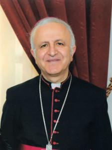 Shomali: «Nous vous attendons en Terre Sainte pour partager notre rêve de paix»