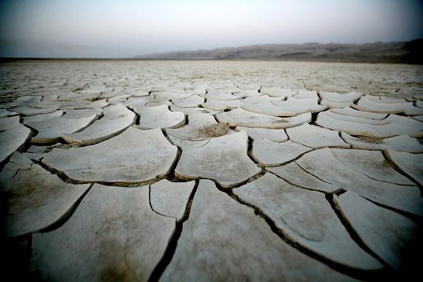 Moyen-Orient et Méditerranée vers la désertification