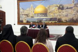 L'Autorité palestinienne collecte des fonds pour la basilique de la Nativité