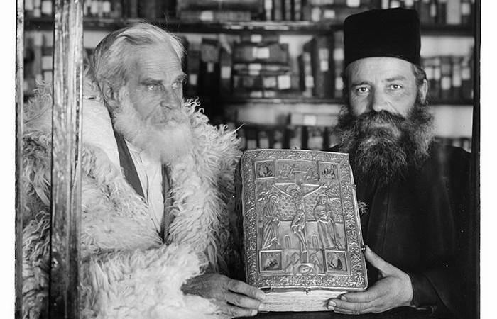 Le digital, salut des manuscrits de Ste Catherine du Sinaï