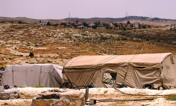 Quelle loi régit les territoires palestiniens contrôlés par Israël ?