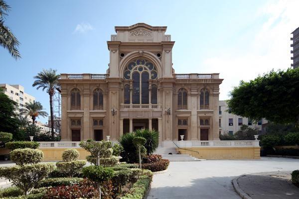 L'Egypte au chevet du patrimoine juif