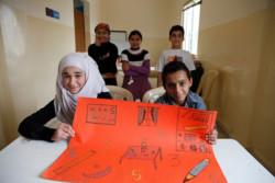 Quitter le pays, un grand rêve et une dure réalité pour de nombreux Syriens