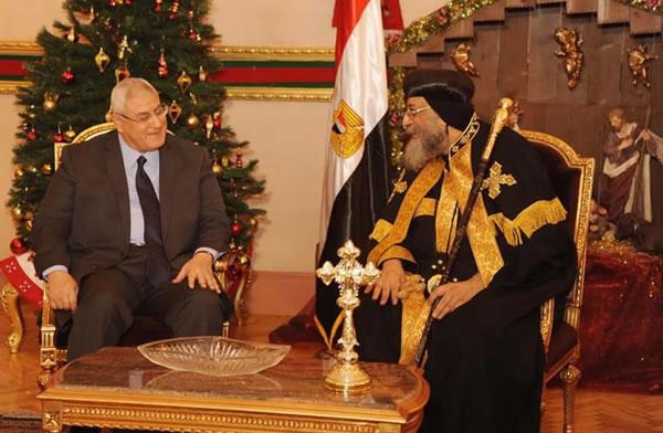 En Égypte, un Noël paisible pour les coptes, sous le signe du remerciement