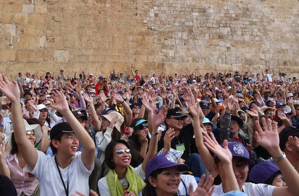 Boom du tourisme religieux en Terre Sainte