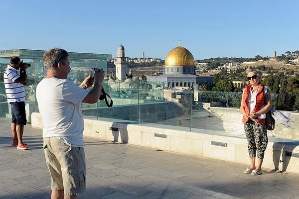 10 millions de touristes par an en Israël d'ici 10 ans ?