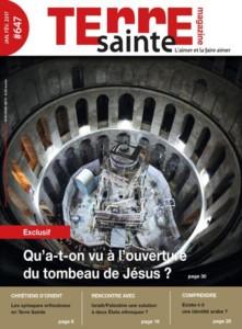 Terre Sainte n. 1/2017