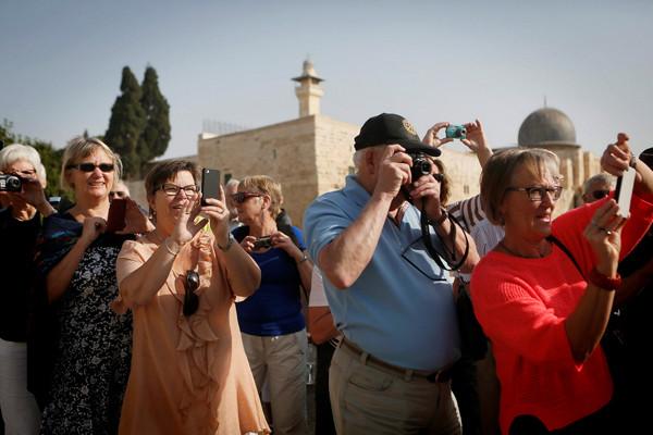 Nouveau record pour le tourisme israélien