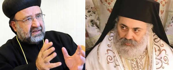 Les ravisseurs des deux évêques enlevés en Syrie demeurent inconnus