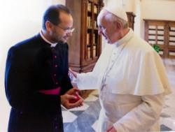 Un secrétaire copte pour le Pape François