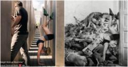 Egoportraits à Auschwitz quand la bêtise ne tue pas, elle