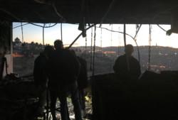 Studios d'une télévision évangélique incendiés à Jérusalem