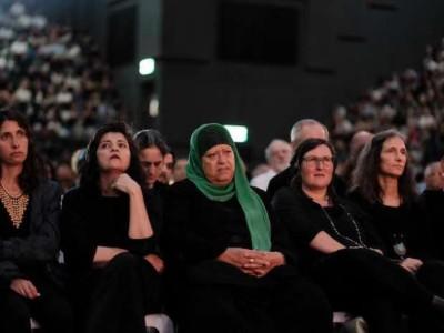 100 Palestiniens en Israël pour le Jour du souvenir