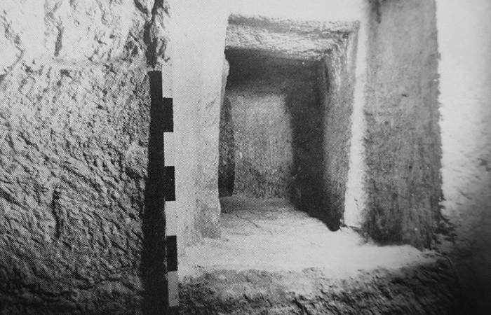 Vestiges archéologiques découverts dans les années 60 lors des sondages du père Virgilio Corbo. © Studium Biblicum Franciscanum